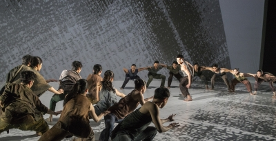 Cloud Gate Dance Theatre in FormosaPhoto Liu Chen-hsiang