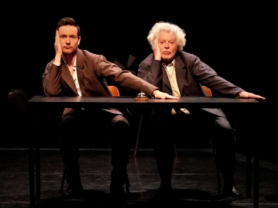 Eric Gauthier and Egon Madsen in Christian Spuck's Don QPhoto Holger Reuker