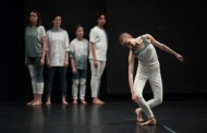 Raw words outpower the dance: Sarah Kane's Crave by Julie Cunningham & Company