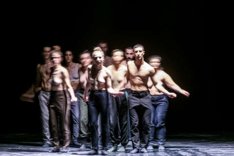 From Archipelagic Thinking to Dolores: Two days at the Dublin Dance Festival