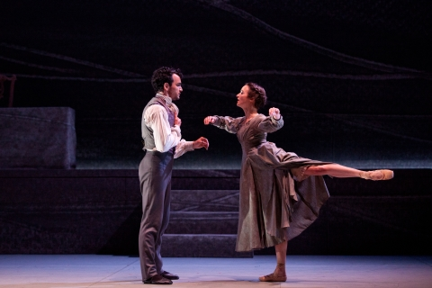 Bleakness, inner demons and turmoil: Northern Ballet in Cathy Marston's Jane Eyre