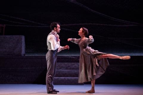Bleakness, inner demons and turmoil: Northern Ballet in Cathy Marston's Jane Eyre