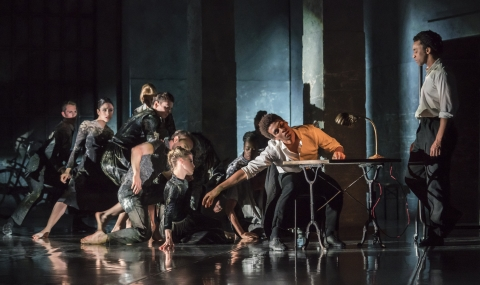 Kim Brandstrup's new Life is a Dream for Rambert is a darkly mysterious affair