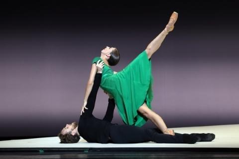 Passion and tragic love in David Dawson's Tristan + Isolde