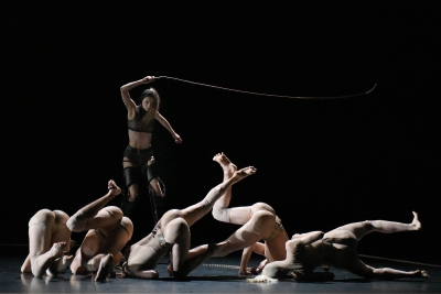 Gauthier Dance in We Love Horses by Helena WaldmannPhoto Regina Brocke