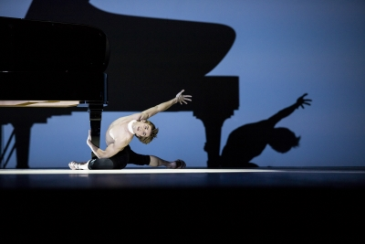 Aleix Martinez in Beethoven projectPhoto Kiran West