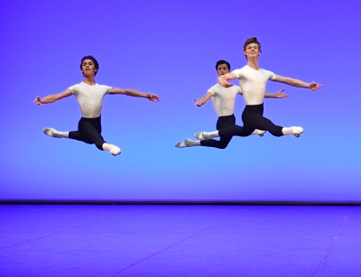 Etüden, choreography by Barbara and Tadeusz MataczPhoto Stuttgart Ballet