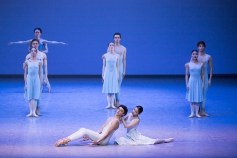 Forty years of the School of the Hamburg Ballet