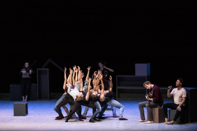 Bundesjugendballett in John's Dream – And What We Call Growing UpPhoto Kiran West