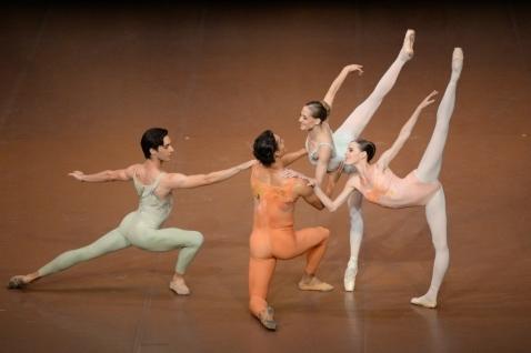 Dance to make you feel warm inside: Stuttgart Ballet Encounters