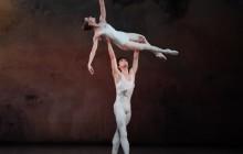 A ballet about friends and a Stuttgart classic: John Cranko's Initials R.B.M.E.