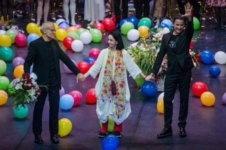 Danke, Reid! Stuttgart Ballet's Reid Anderson farewell gala