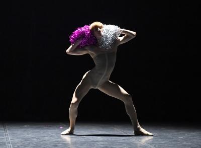 Shaked Heller in Skinny by Louis SteinsPhoto Stuttgart Ballet