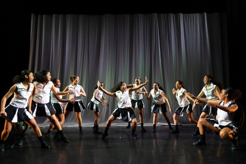 A taste of South Africa: 34/18 Youth Dance Company