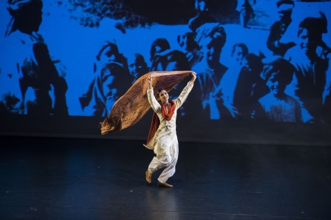 Manch UK: personal stories and short performances from the South Asian dance community