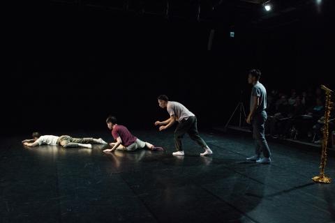 Taiwan Season at the Edinburgh Fringe: Bon 4 Bon by Chang Dance Theatre