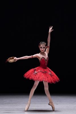 Jiyoun Song dancing La EsmeraldaPhoto SIDC