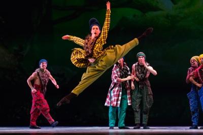 Dutch National Ballet Junior Company in GRIMMPhoto Michel Schnater