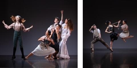 National Youth Ballet dancersPhoto ASH