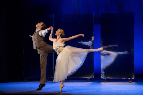 Remembrance: New English Ballet Theatre in an ambitious double-bill