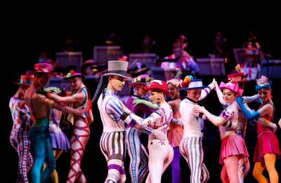 Elite Syncopations, part of Spring! double bill. Photo Andy Ross