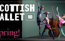 Make a wish! Scottish Ballet celebrates 50 years