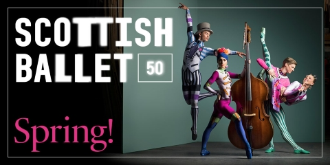 Make a wish! Scottish Ballet celebrates 50 years
