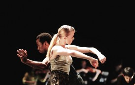 Prelude – skydiving from a dream with Scottish Ensemble and Andersson Dance