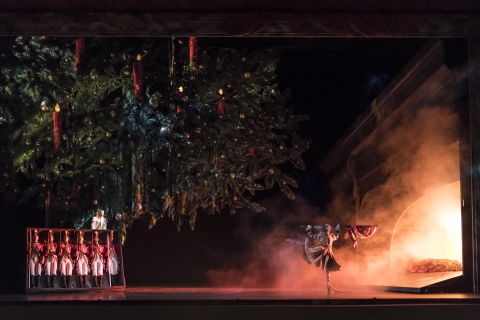 An early festive treat! Birmingham Royal Ballet's Nutcracker