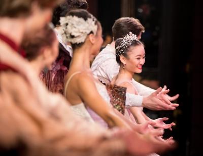Birmingham Royal Ballet: Nutcracker wings