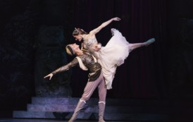 Three looks at The Royal Ballet in La Bayadère
