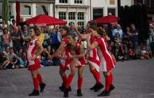 The passion of football, the creativity of dance: La Partida by Vero Cendoya Dance Company