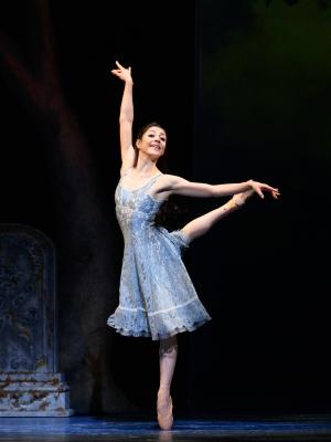 Maia Makhateli as CinderellaPhoto Marc Haegeman