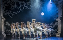 Still spectacular: Matthew Bourne's Swan Lake