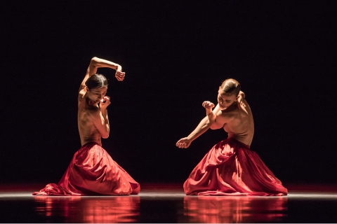 Bella Figura: a Kylián foursome feast from Ballett Zürich
