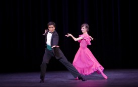 That's Life: Sinatra and Tharp in an evening of moods and emotions at Birmingham Royal Ballet