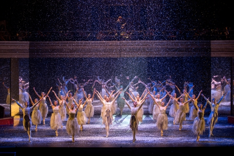 Birmingham Royal Ballet's Nutcracker leaves a warm glow