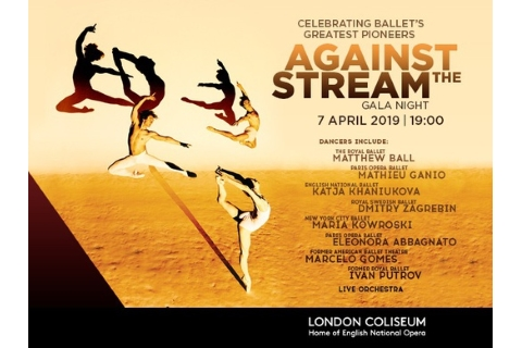 Against the Stream: Ivan Putrov looks ahead to his forthcoming gala evening