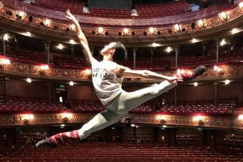 A dancer's journey: from Taipei to Leeds with Northern Ballet's George Liang