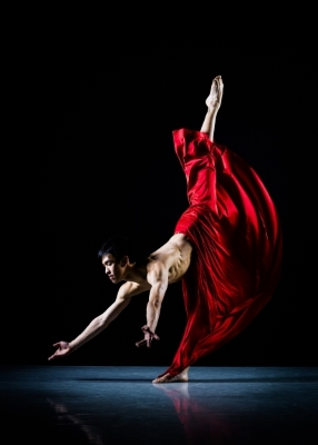 George LiangPhoto Jose Cano, courtesy New Zealand School of Dance 2