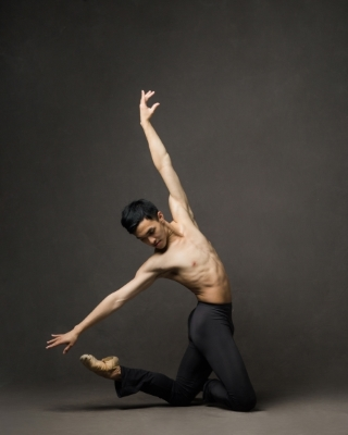 Goerge LiangPhoto Karolina Kuras,courtesy National Ballet of Canada