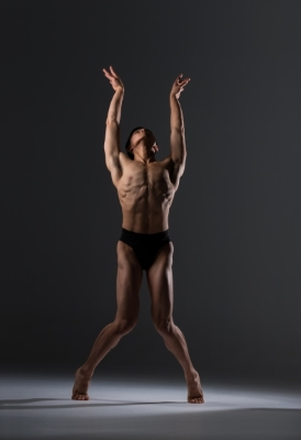 George LiangPhoto Stephen A'Court,courtesy New Zealand School of Dance