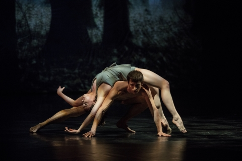 Goecke, Lidberg and Cherkaoui at the Paris Opera Ballet