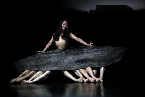 An homage to Pina Bausch that's as unsatisfying as it is unsettling: Dmitiris Papaioannou's 'Since she'