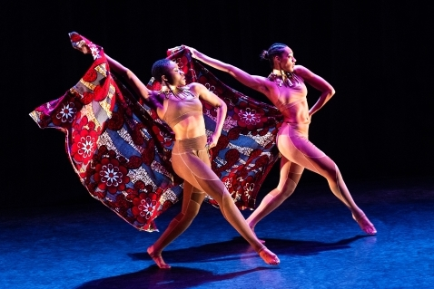 Dance of all styles in Sadler's Wells Sampled