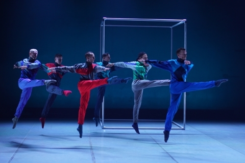BalletBoyz in ThemPhoto George Piper