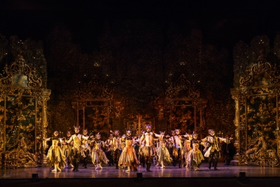 Birmingham Royal Ballet's Beauty and the BeastPhoto Bill Cooper