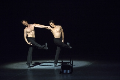 Ivan Urban and Alexander Riabko in Opus 100 - For Maurice,part of The World of John NeumeierPhoto Kiran West