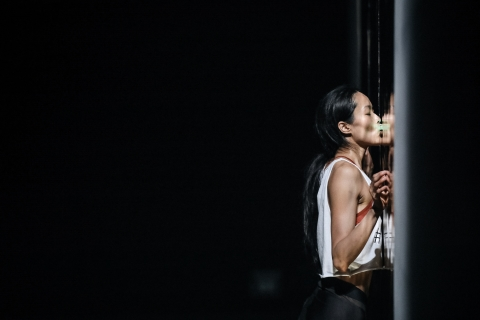 Closing in on the selfie and modern-day narcissism: Lee Chen-wei's kNOwn FACE