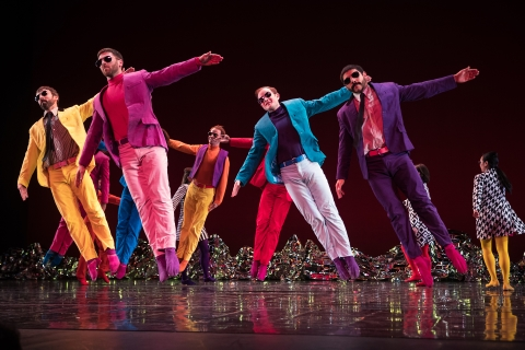 Colourful and effervescent: Mark Morris Dance Group in Pepperland
